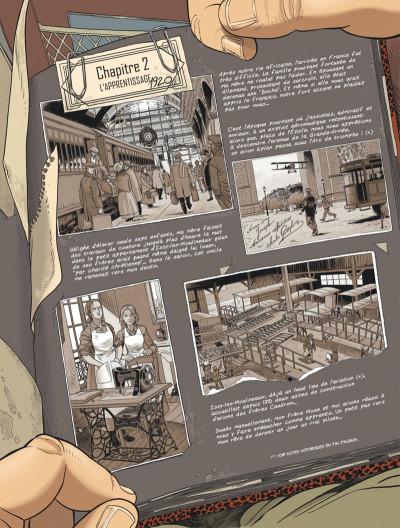 Page 4 L'Aviateur tome 2
