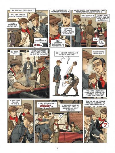 Page 6 L'Aviateur tome 2