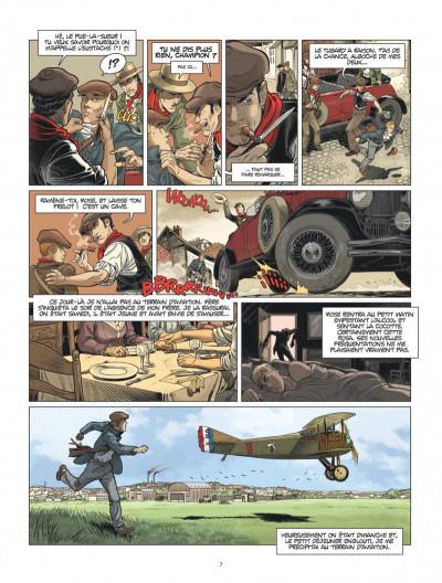 Page 7 L'Aviateur tome 2