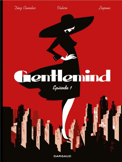 Couverture Gentlemind tome 1