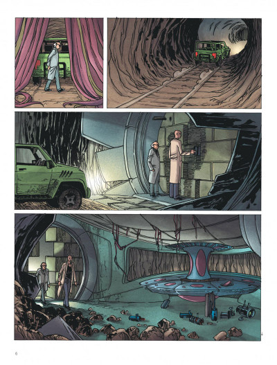 Page 6 Ultime frontière tome 4