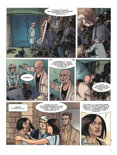 Page 7 Ultime frontière tome 4