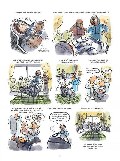 Page 2 Dans la combi Thomas Pesquet