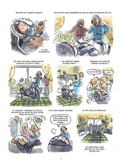Page 3 Dans la combi Thomas Pesquet