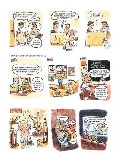 Page 5 Dans la combi Thomas Pesquet