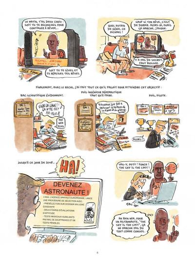 Page 6 Dans la combi Thomas Pesquet