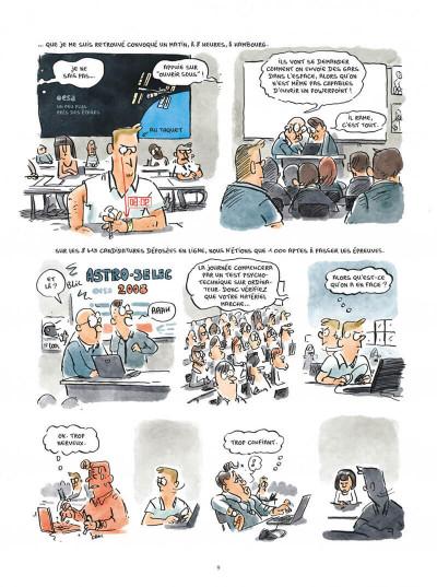 Page 9 Dans la combi Thomas Pesquet