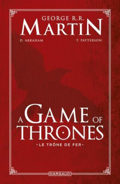Couverture Game of thrones - intégrale