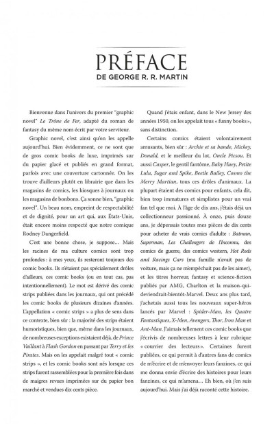 Page 3 Game of thrones - intégrale