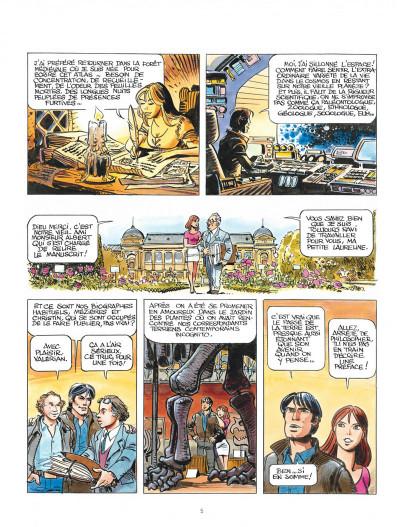 Page 5 Les habitants du ciel - Atlas cosmique de Valérian et Laureline