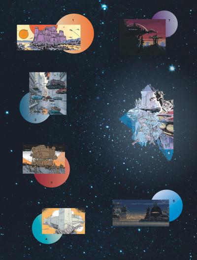 Page 8 Les habitants du ciel - Atlas cosmique de Valérian et Laureline