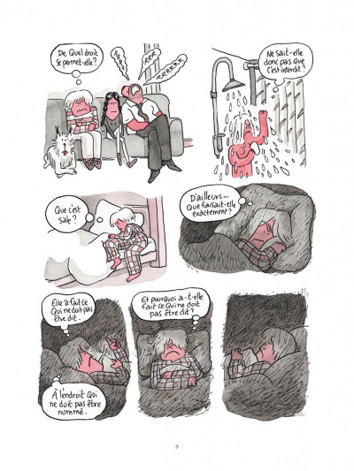 Page 9 Pucelle tome 1