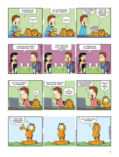 Page 5 Garfield tome 64