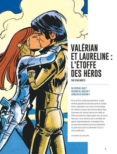 Page 3 Valérian - intégrale tome 5