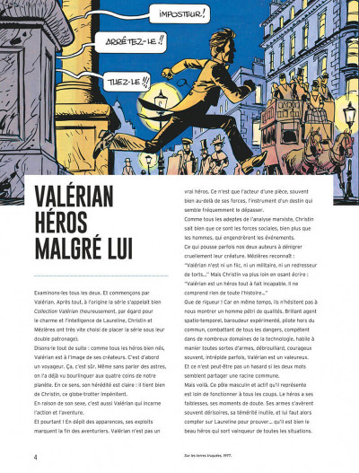 Page 4 Valérian - intégrale tome 5