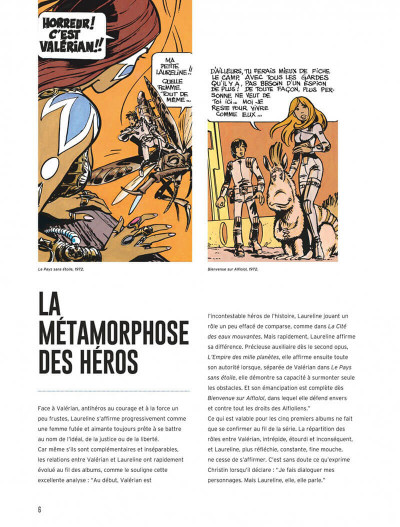 Page 6 Valérian - intégrale tome 5