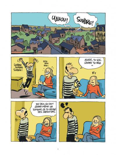 Page 6 Une vie de papa !
