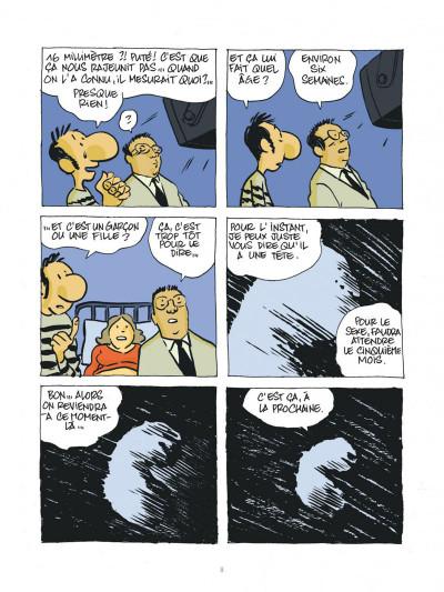 Page 8 Une vie de papa !