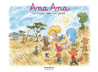 Couverture Ana Ana tome 9