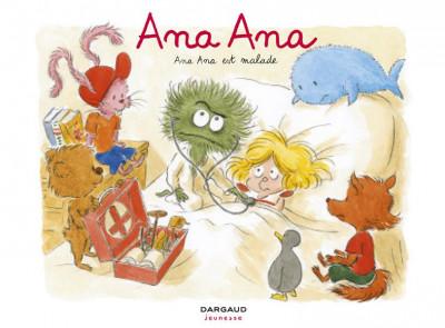 Couverture Ana Ana tome 10