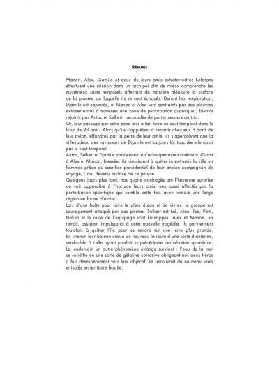 Page 2 Survivants tome 5