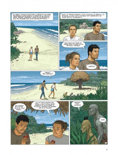 Page 3 Survivants tome 5