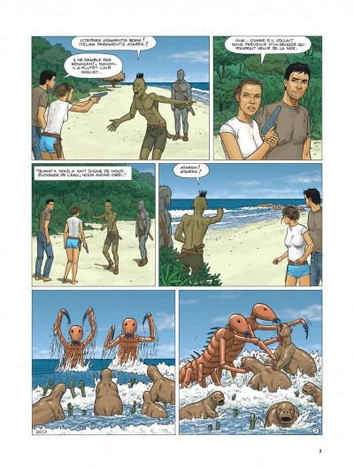 Page 5 Survivants tome 5