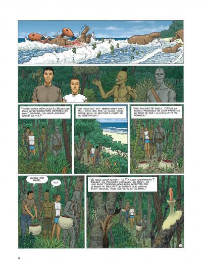 Page 6 Survivants tome 5