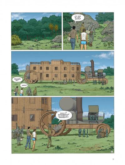 Page 7 Survivants tome 5