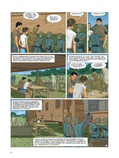 Page 8 Survivants tome 5