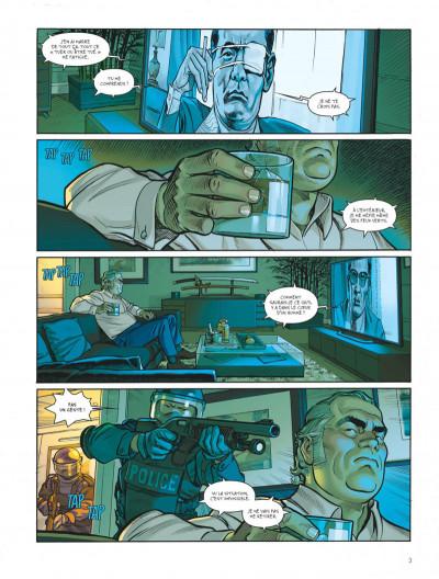 Page 2 Tebori tome 3