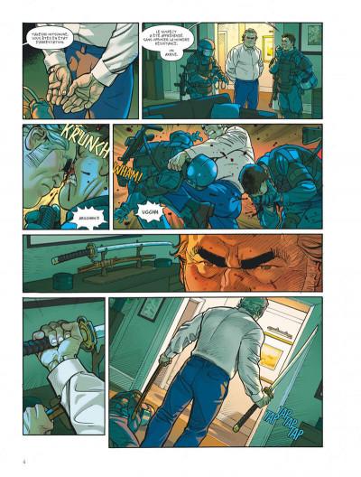 Page 4 Tebori tome 3