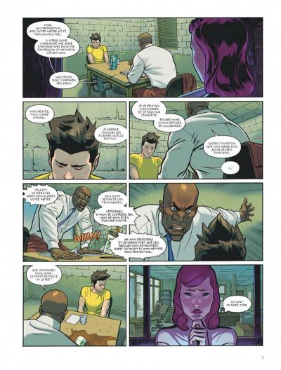 Page 7 Tebori tome 3