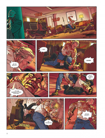 Page 8 Tebori tome 3