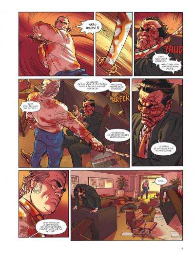 Page 9 Tebori tome 3
