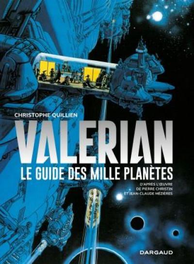 Couverture Valérian - Le guide des 1000 planètes