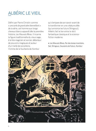 Page 6 Valérian - Le guide des 1000 planètes