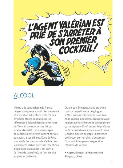 Page 7 Valérian - Le guide des 1000 planètes