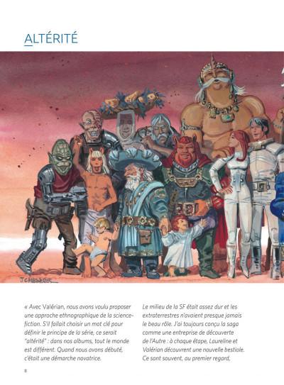 Page 8 Valérian - Le guide des 1000 planètes