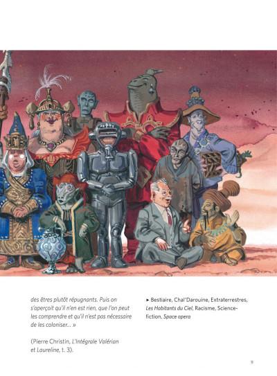 Page 9 Valérian - Le guide des 1000 planètes