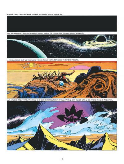 Page 2 Valérian - édition 2017 tome 6 - L'ambassadeur des ombres