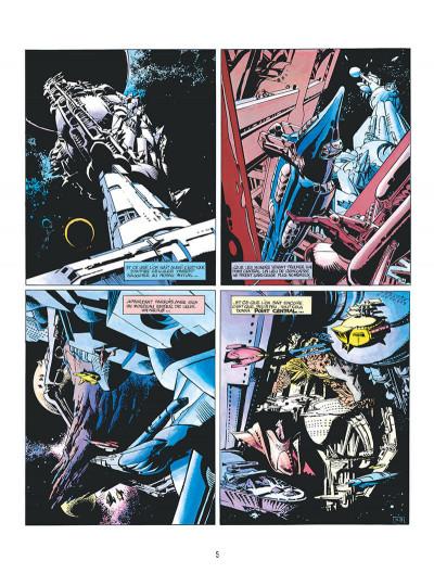 Page 4 Valérian - édition 2017 tome 6 - L'ambassadeur des ombres