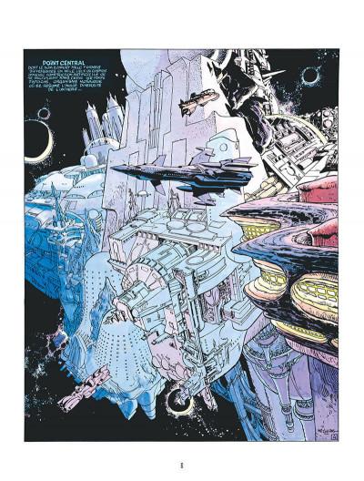Page 5 Valérian - édition 2017 tome 6 - L'ambassadeur des ombres