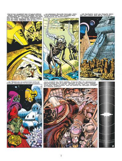 Page 6 Valérian - édition 2017 tome 6 - L'ambassadeur des ombres