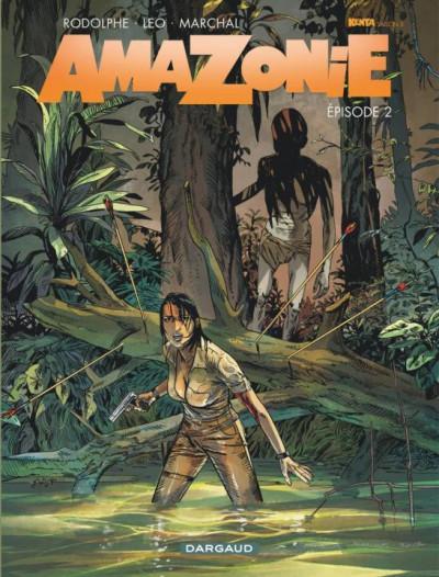 Couverture Amazonie tome 2