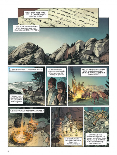 Page 4 Amazonie tome 2