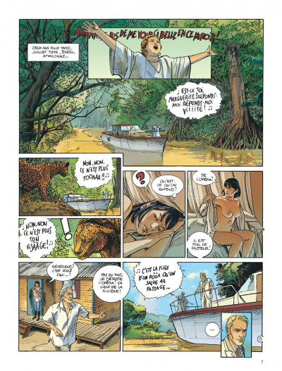 Page 7 Amazonie tome 2