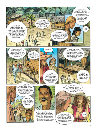 Page 9 Amazonie tome 2