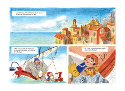Page 6 Orlando tome 1 - Le secret du Mont Soufflon