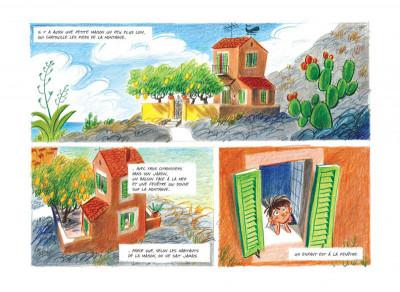 Page 7 Orlando tome 1 - Le secret du Mont Soufflon